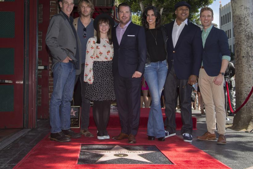 NCIS Los Angeles Cast Members