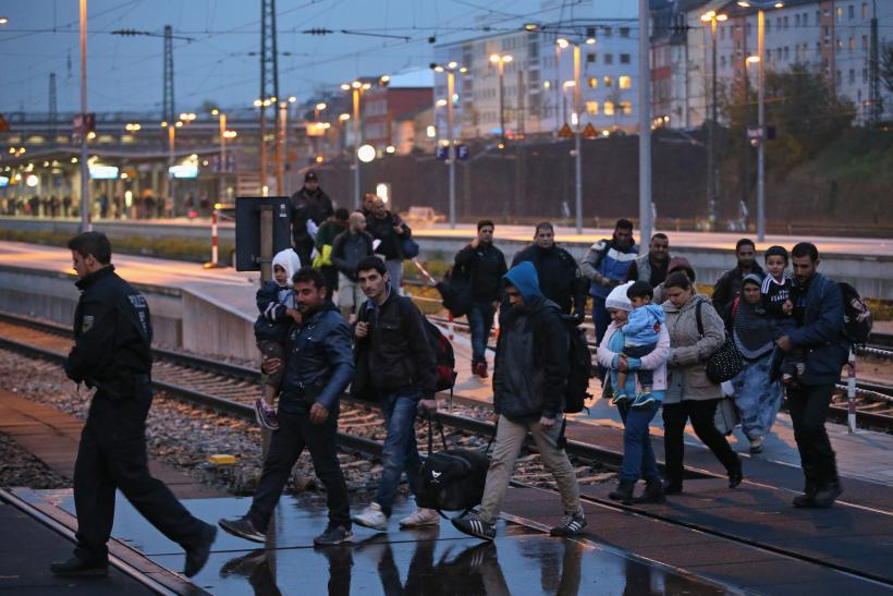 Syrian Refugee Germany ISIS link