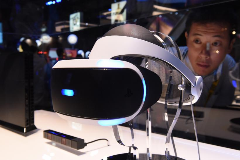 Sony Mobile VR Coming Say Exec