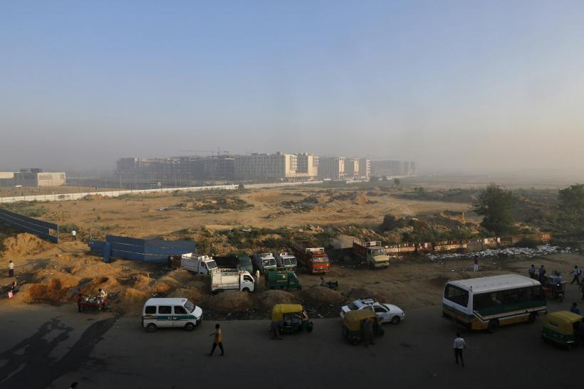 area near delhi airport