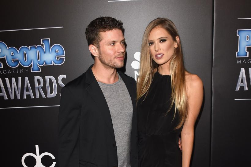 Ryan Phillippe and Paulina Slagter Enagaged