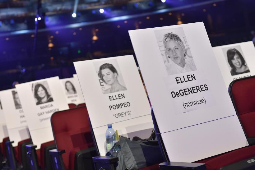 People's Choice Awards Seat-Fillers