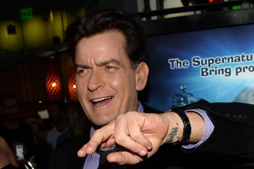 Charlie Sheen HIV cure