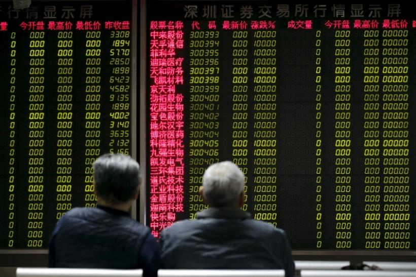 China stock market regulation