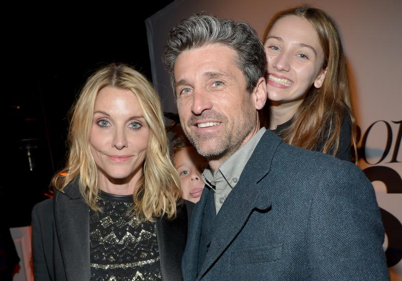 Patrick Dempsey And Wife Jillian