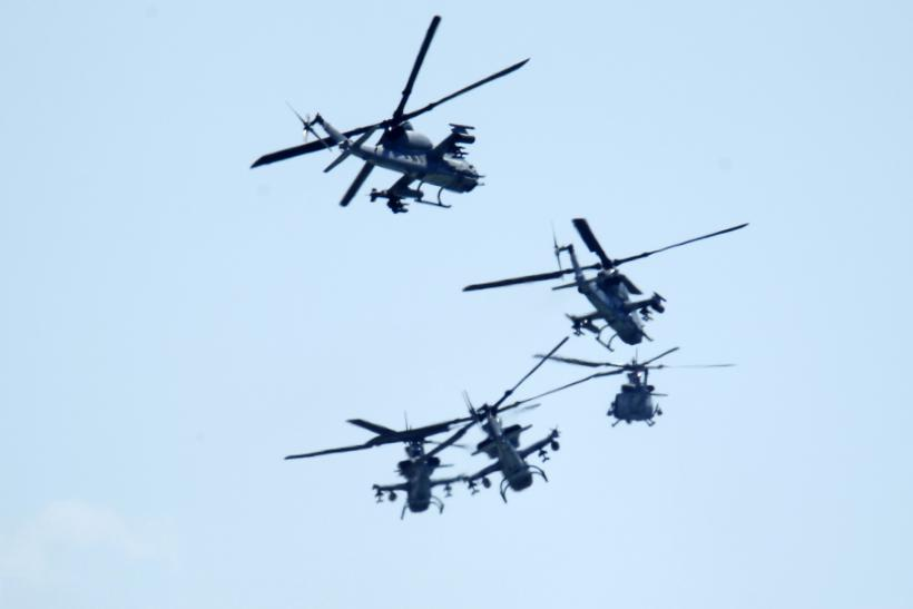 Us helicopters