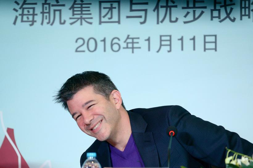 Uber Losing $1Bn A Year in China