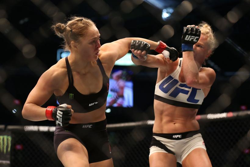 Ronda Rousey Holly Holm rematch UFC latest