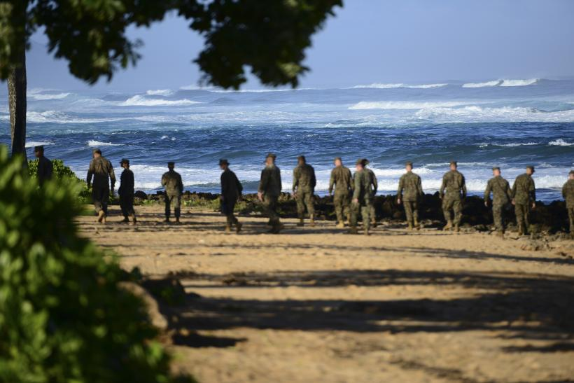 hawaii marines
