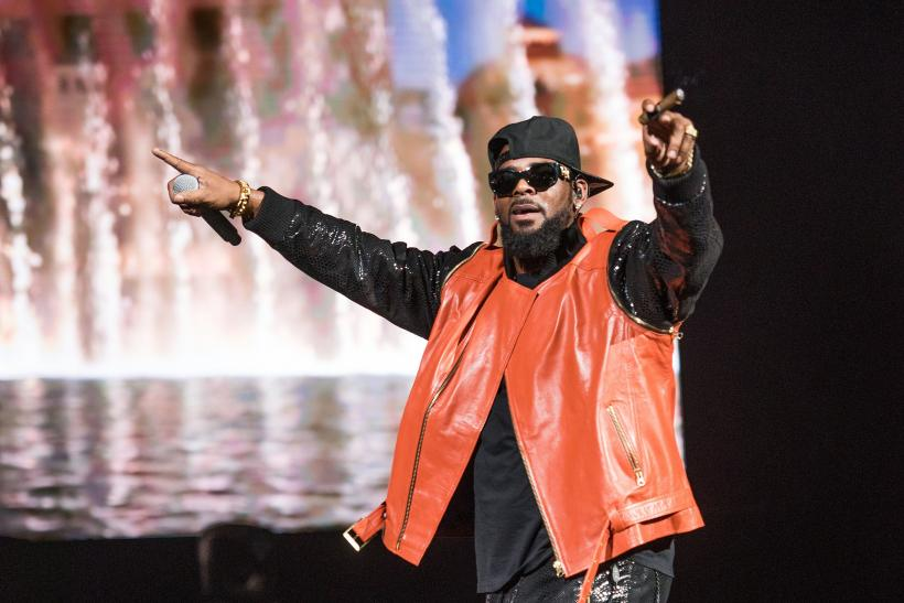 R. Kelly Sympathizes With Bill Cosby