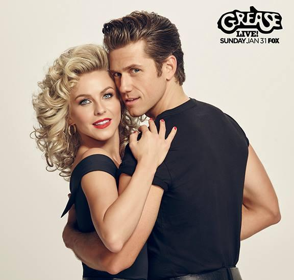 grease live sandy and danny