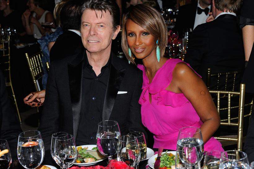 David Bowie Death: Wife Iman Abdulmajid To Get Half Of