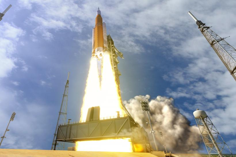 NASA's Mega-Rocket Will Launch Craft to Mars and Carry 13 ...
