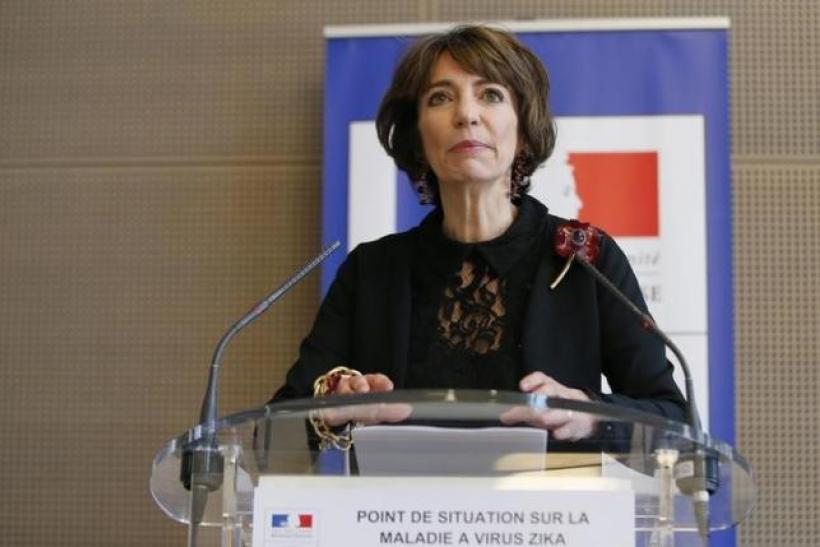 French Health Minister Marisol Touraine