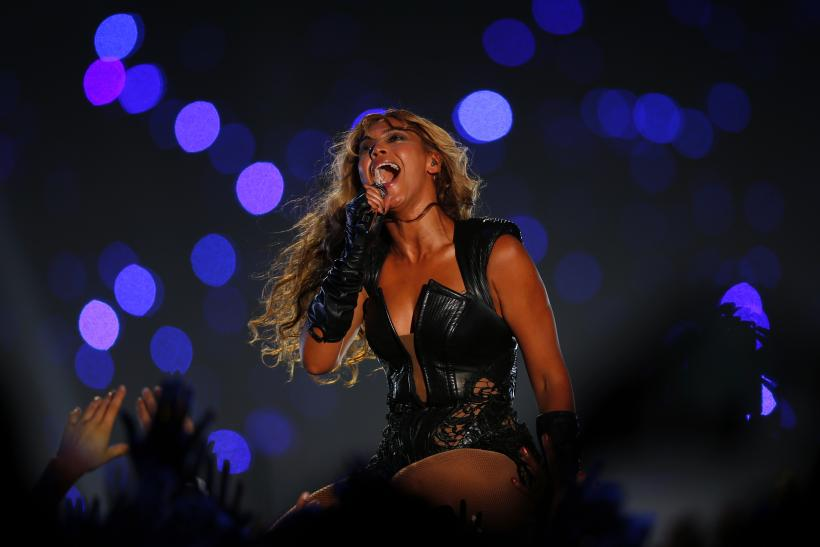 beyonce formartion superbowl performance