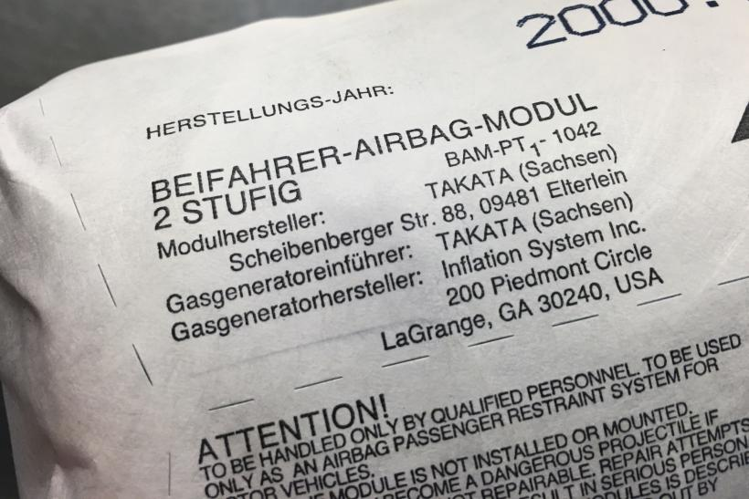 Takata air bag recall see if your mercedes benz or for Mercedes benz recall list