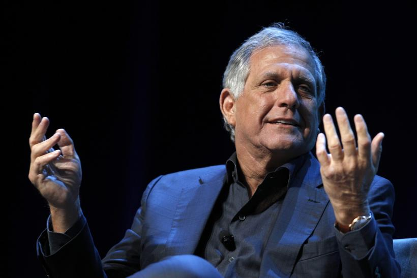 leslie moonves julie chen son