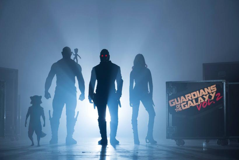 Guardians of the Galaxy 2 Production