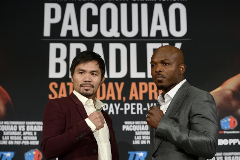 Manny Pacquiao Timothy Bradley fight cancelled, Philippins