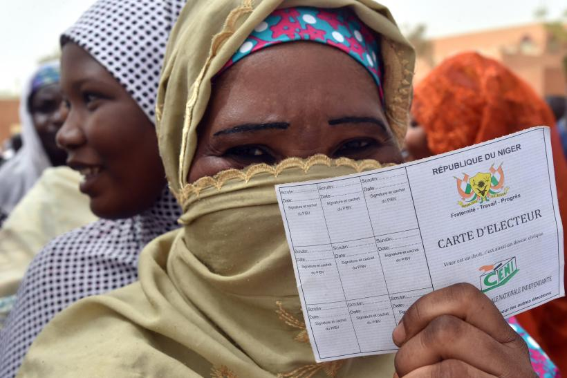 Niger elections 2016