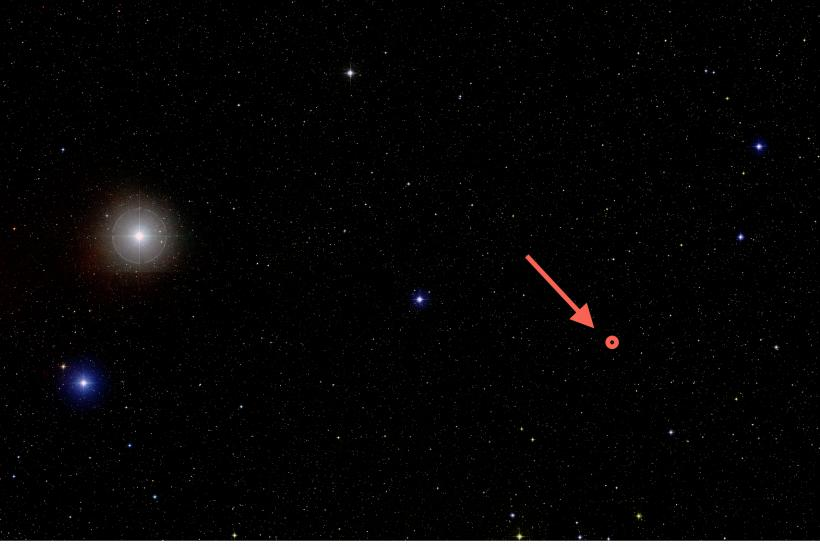 Planet Discovered In Hyades Cluster