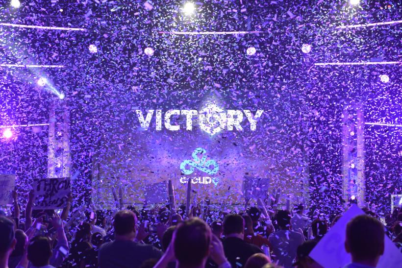 'Heroes of the Storm' North America Spring Regional