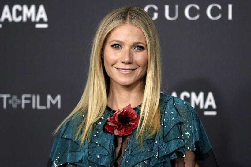 Actress Gwyneth Paltrow's new skincare range has launched