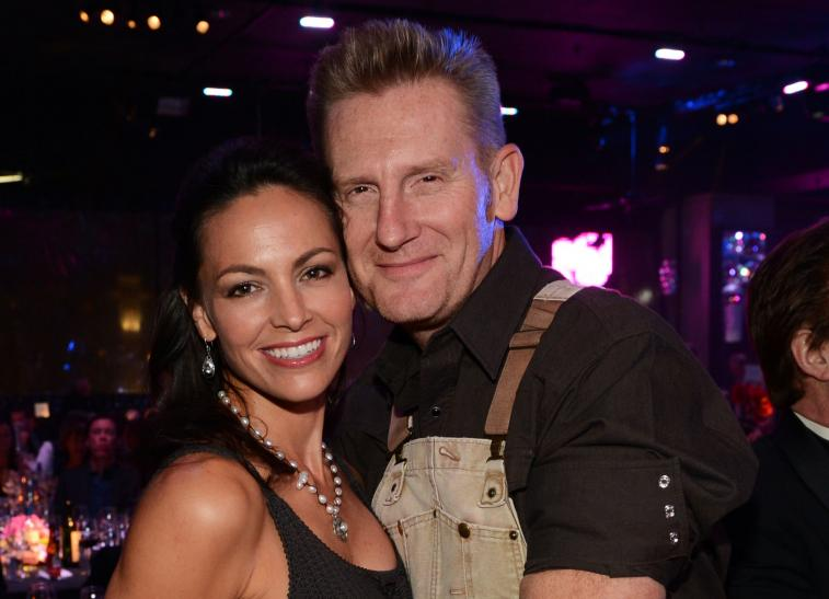 One Last Kiss for Joey and Rory