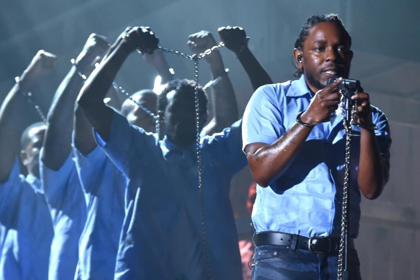 Is Kendrick Lamar Dropping A New Album In 2016? Label ...