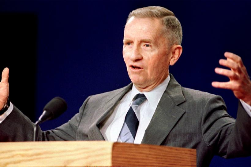 Ross Perot All That