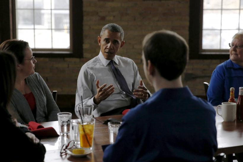 Obama will cite health insurance gains in visit to Milwaukee