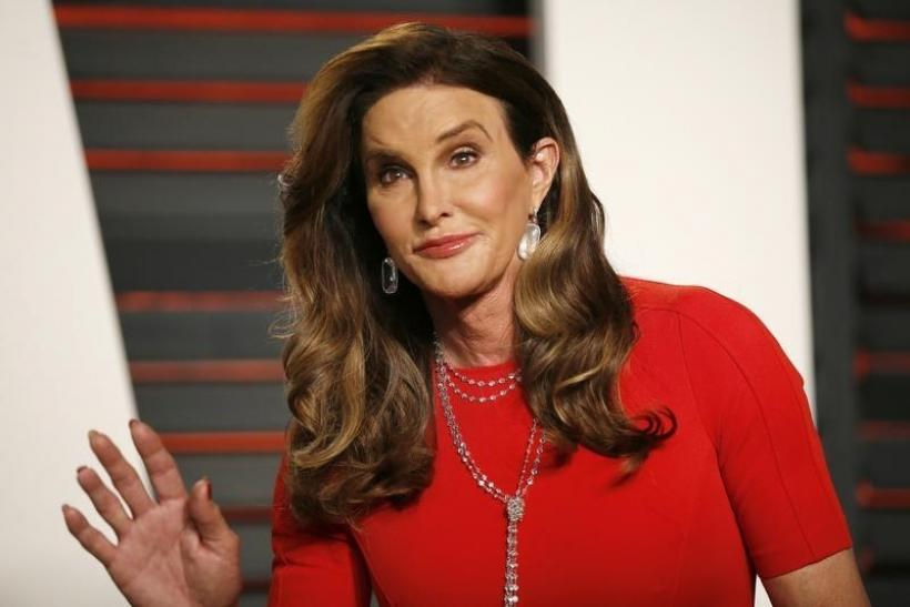 Caitlyn Jenner, Beverly Hills, California, Feb. 28, 2016