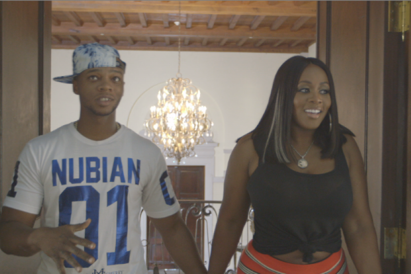 Remy Ma and Papoose wedding