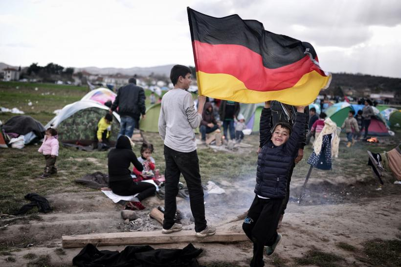 germany refugees