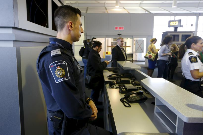 Is The Border Safe Us Could Detain Canadians In Canada