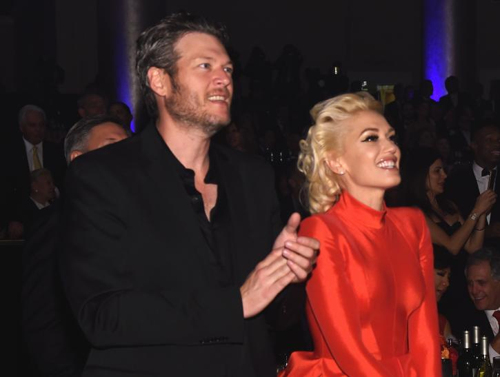 Gwen Stefani Inspired By Blake Shelton