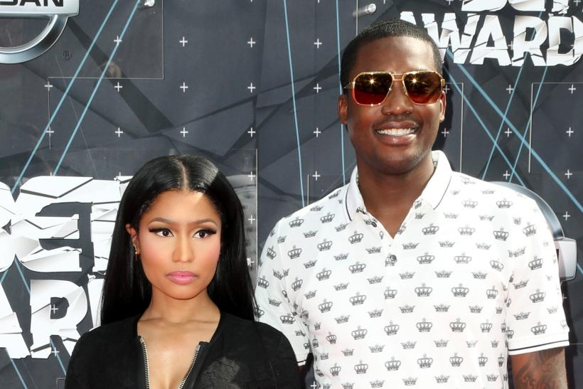 Meek Mill Nicki Minaj update