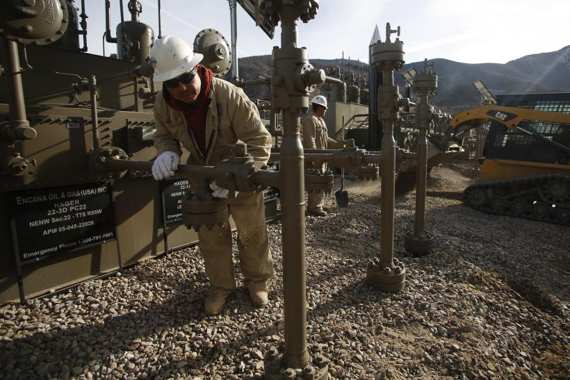 Oil Worker Layoffs
