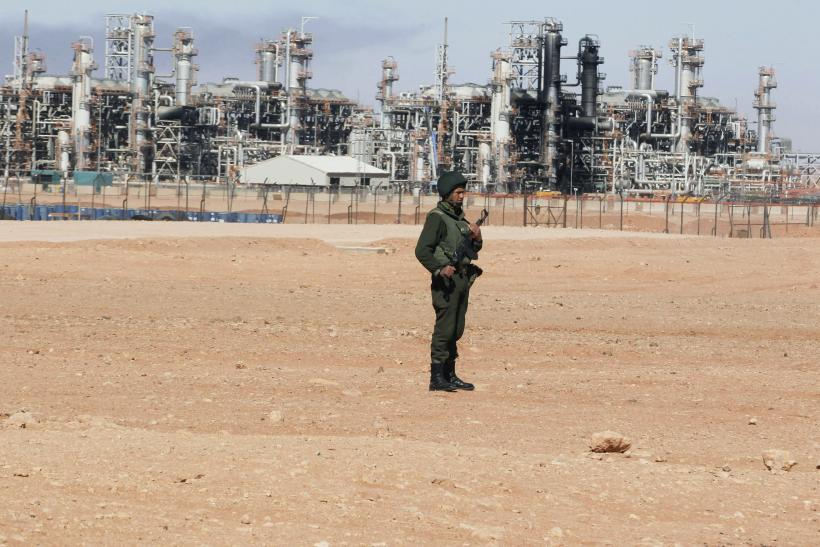 Algerian Gas Plant Attack