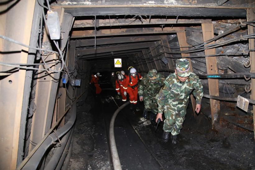 China coal mine accident Wednesday Shanxi province