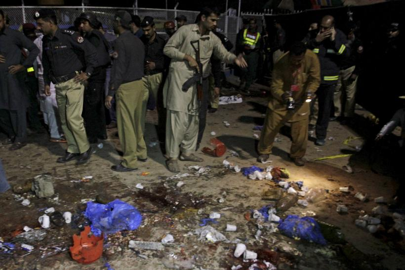 Facebook Asks Many Far From Pakistan if They Are in Harm's Way