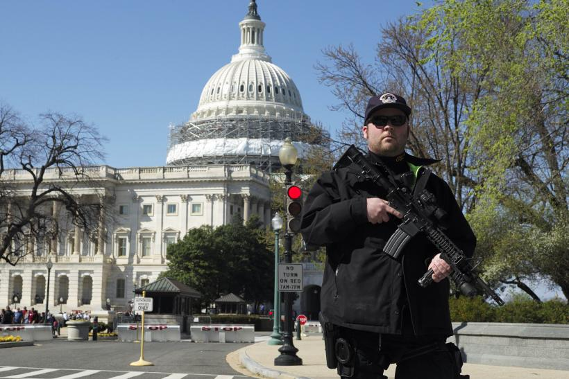 US Capitol shooting 3//28/16