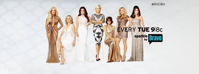 'Real Housewives Of Beverly Hills' Season 6 Cast