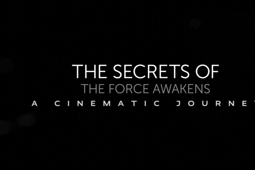 Star Wars Documentary Title Fix
