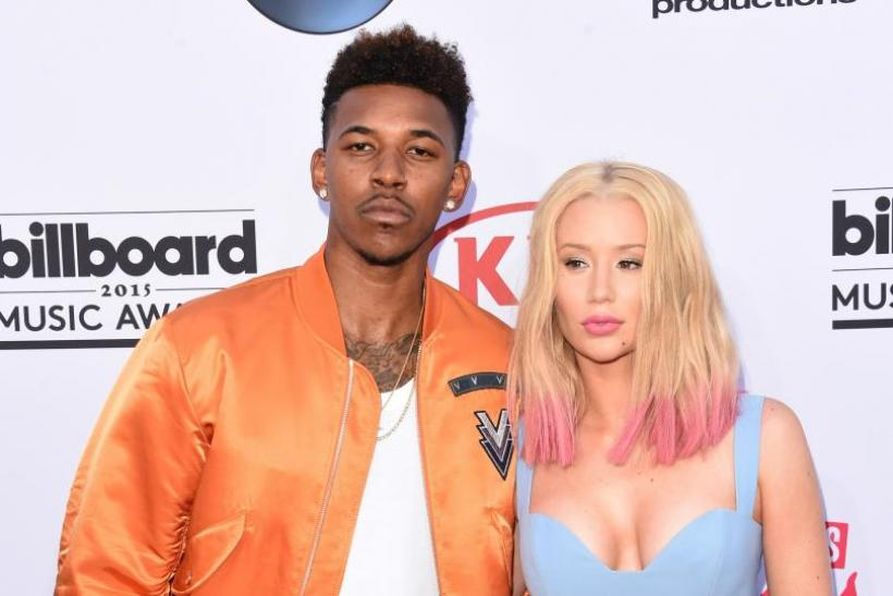 Nick Young Iggy Azalea cheating video