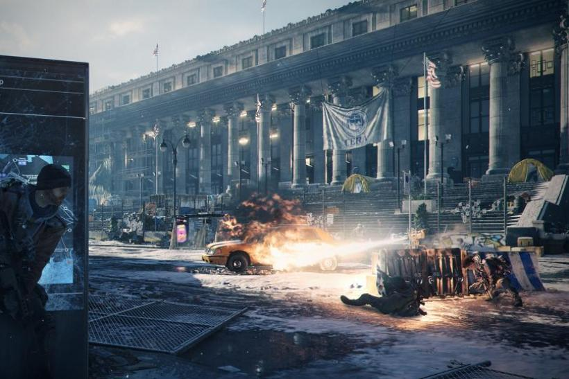 The Division Incursions Update