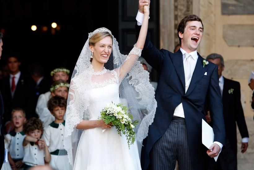 Prince Amedeo of Belgium's Wife if Pregnant