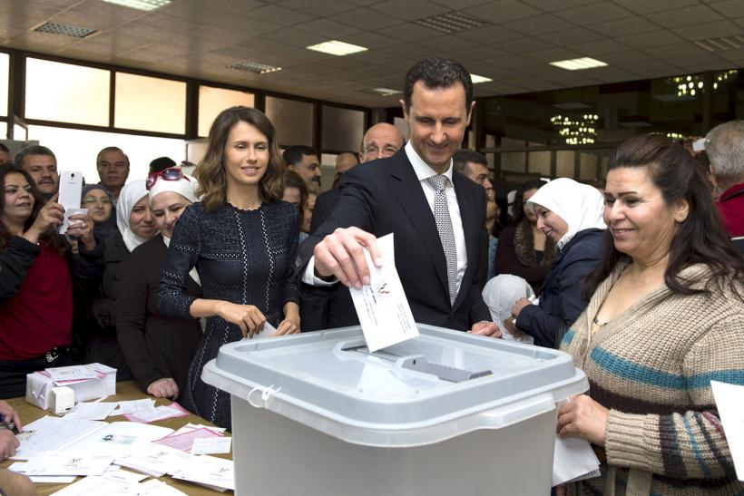 Syria elections