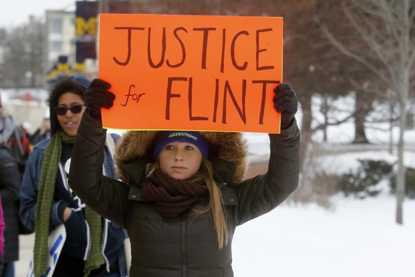 Flint Water Crisis Charges