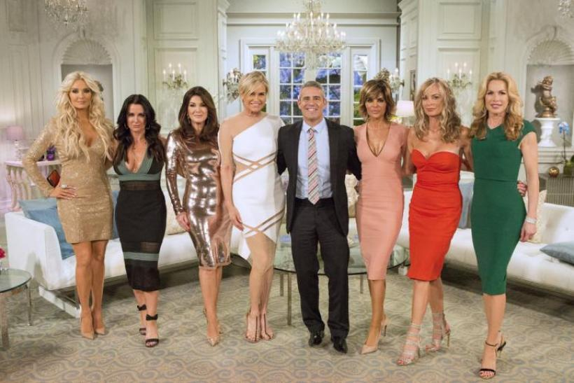 """Real Housewives of Beverly Hills"" Reunion Season 6"